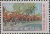 Stamp Northern Cyprus Catalog number: 2