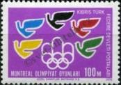 Stamp Northern Cyprus Catalog number: 35