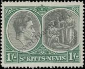 Stamp St. Kitts Nevis | St. Christopher, Nevis & Anguilla Catalog number: 79