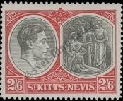 Stamp St. Kitts Nevis | St. Christopher, Nevis & Anguilla Catalog number: 80