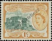 Stamp St. Kitts Nevis | St. Christopher, Nevis & Anguilla Catalog number: 114