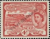 Stamp St. Kitts Nevis | St. Christopher, Nevis & Anguilla Catalog number: 117