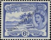 Stamp St. Kitts Nevis | St. Christopher, Nevis & Anguilla Catalog number: 119