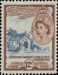 Stamp St. Kitts Nevis | St. Christopher, Nevis & Anguilla Catalog number: 121