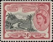 Stamp St. Kitts Nevis | St. Christopher, Nevis & Anguilla Catalog number: 122
