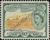 Stamp St. Kitts Nevis | St. Christopher, Nevis & Anguilla Catalog number: 124