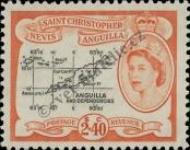 Stamp St. Kitts Nevis | St. Christopher, Nevis & Anguilla Catalog number: 126