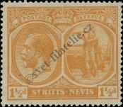 Stamp St. Kitts Nevis | St. Christopher, Nevis & Anguilla Catalog number: 26