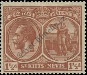 Stamp St. Kitts Nevis | St. Christopher, Nevis & Anguilla Catalog number: 41