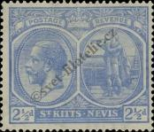 Stamp St. Kitts Nevis | St. Christopher, Nevis & Anguilla Catalog number: 43