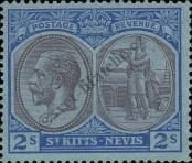 Stamp St. Kitts Nevis | St. Christopher, Nevis & Anguilla Catalog number: 49