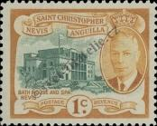 Stamp St. Kitts Nevis | St. Christopher, Nevis & Anguilla Catalog number: 100