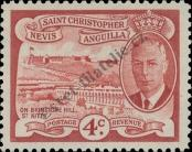 Stamp St. Kitts Nevis | St. Christopher, Nevis & Anguilla Catalog number: 103