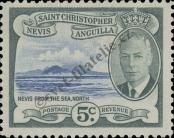 Stamp St. Kitts Nevis | St. Christopher, Nevis & Anguilla Catalog number: 104