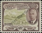 Stamp St. Kitts Nevis | St. Christopher, Nevis & Anguilla Catalog number: 108