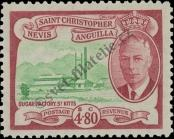Stamp St. Kitts Nevis | St. Christopher, Nevis & Anguilla Catalog number: 111