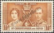 Stamp St. Kitts Nevis | St. Christopher, Nevis & Anguilla Catalog number: 70