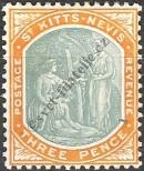 Stamp St. Kitts Nevis | St. Christopher, Nevis & Anguilla Catalog number: 5