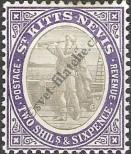 Stamp St. Kitts Nevis | St. Christopher, Nevis & Anguilla Catalog number: 9