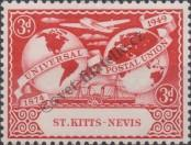 Stamp St. Kitts Nevis | St. Christopher, Nevis & Anguilla Catalog number: 89