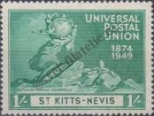 Stamp St. Kitts Nevis | St. Christopher, Nevis & Anguilla Catalog number: 91