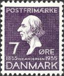 Stamp Denmark Catalog number: 223