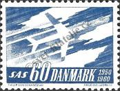 Stamp Denmark Catalog number: 388