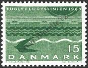 Stamp Denmark Catalog number: 413
