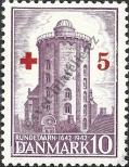 Stamp Denmark Catalog number: 281