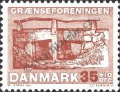 Stamp Denmark Catalog number: 419