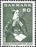 Stamp Denmark Catalog number: 507