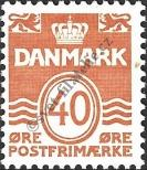 Stamp Denmark Catalog number: 512