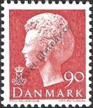 Stamp Denmark Catalog number: 571
