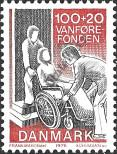 Stamp Denmark Catalog number: 627