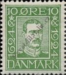 Stamp Denmark Catalog number: 131