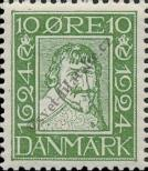 Stamp Denmark Catalog number: 137