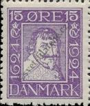 Stamp Denmark Catalog number: 138