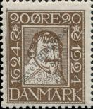 Stamp Denmark Catalog number: 139