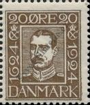 Stamp Denmark Catalog number: 142