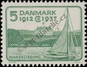 Stamp Denmark Catalog number: 237