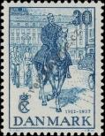 Stamp Denmark Catalog number: 240