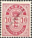 Stamp Denmark Catalog number: 35