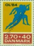 Stamp Denmark Catalog number: 801