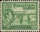 Stamp Turks & Caicos Islands Catalog number: 119