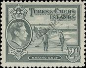 Stamp Turks & Caicos Islands Catalog number: 122