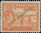 Stamp Turks & Caicos Islands Catalog number: 123