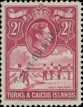 Stamp Turks & Caicos Islands Catalog number: 129