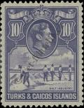 Stamp Turks & Caicos Islands Catalog number: 131