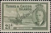 Stamp Turks & Caicos Islands Catalog number: 151