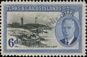 Stamp Turks & Caicos Islands Catalog number: 154